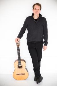 Bradley Colten, guitar 3